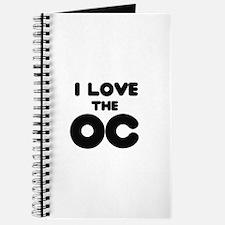 I Love the OC ~ Journal