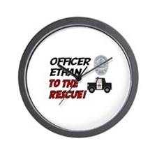 Ethan to the Rescue!  Wall Clock