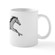 Thoroughbred Horse ~ Small Mug