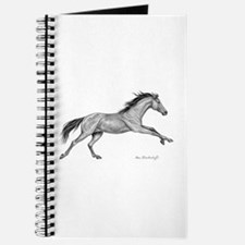 Thoroughbred Horse ~ Journal
