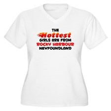 Hot Girls: Rocky Harbou, NF T-Shirt