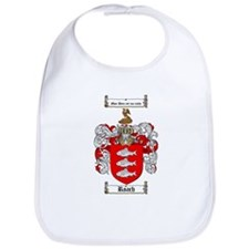 Roach Coat of Arms Bib
