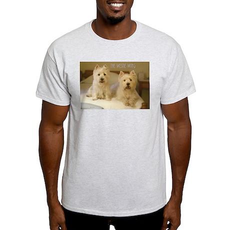 The Westie Wing 2 Light T-Shirt
