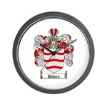 Rivera Coat of Arms Wall Clock