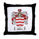 Rivera Coat of Arms Throw Pillow