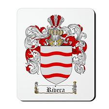 Rivera Coat of Arms Mousepad