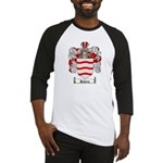 Rivera Coat of Arms Baseball Jersey