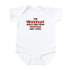 Hot Girls: Montauk, NY Infant Bodysuit