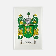 Riley Coat of Arms Rectangle Magnet (10 pack)