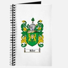 Riley Coat of Arms Journal