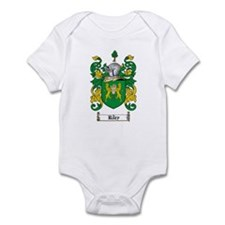 Riley Coat of Arms Infant Bodysuit