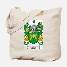 Riley Coat of Arms Tote Bag