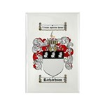 Richardson Coat of Arms Rectangle Magnet (10 pack)