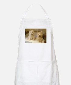 The Westie Wing 2 BBQ Apron