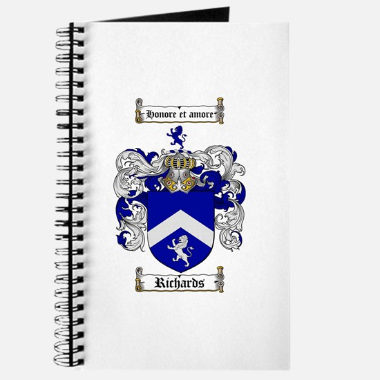 Richards Coat of Arms Journal