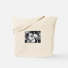 La Señora del Mercado Tote Bag