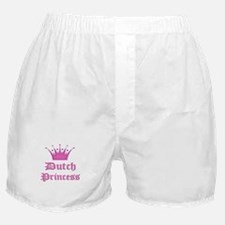Dutch Princess Boxer Shorts