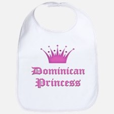 Dominican Princess Bib