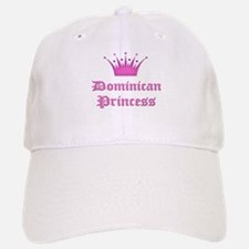 Dominican Princess Baseball Baseball Cap