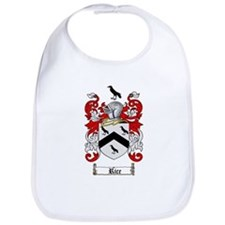 Rice Coat of Arms Bib