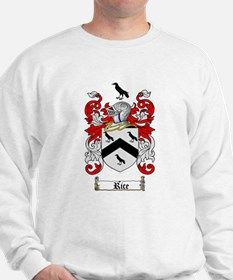 Rice Coat of Arms Sweatshirt