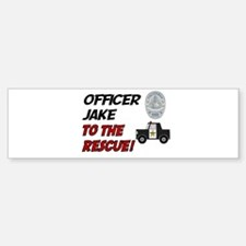 Jake to the Rescue! Bumper Bumper Bumper Sticker