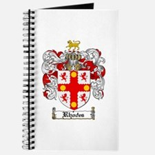Rhodes Coat of Arms Journal