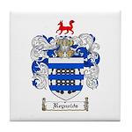 Reynolds Coat of Arms Tile Coaster