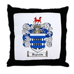 Reynolds Coat of Arms Throw Pillow