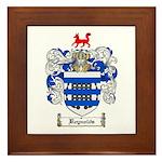 Reynolds Coat of Arms Framed Tile