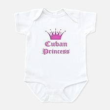 Cuban Princess Infant Bodysuit