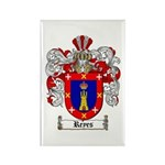 Reyes Coat of Arms Rectangle Magnet (10 pack)