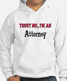 Trust Me I'm an Attorney Hoodie