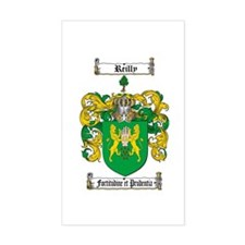 Reilly Coat of Arms Rectangle Decal