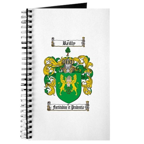 Reilly Coat of Arms Journal
