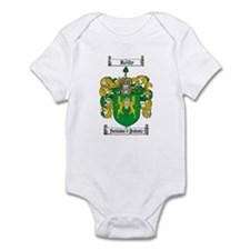 Reilly Coat of Arms Infant Bodysuit