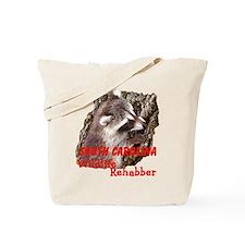 South Carolina Rehabber Tote Bag