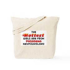 Hot Girls: Pasadena, NF Tote Bag
