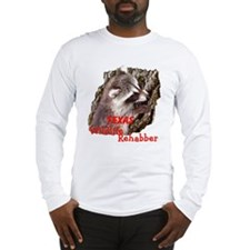 Texas Wildlife Rehabber Long Sleeve T-Shirt
