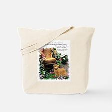 Norfolk Terrier Art Tote Bag