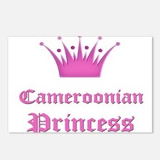 Cameroonian Princess Postcards (Package of 8)