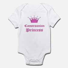 Cameroonian Princess Infant Bodysuit