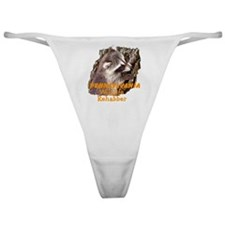 Pennsylvania Wildlife Classic Thong