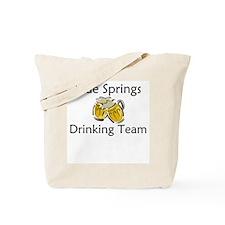 Blue Springs Tote Bag
