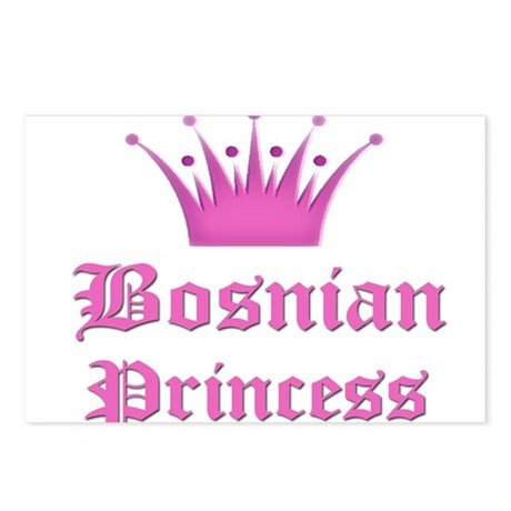 Bosnian Princess Postcards (Package of 8)