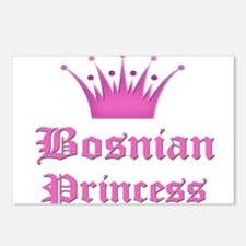 Bosnian Princess Postcards (Package of 8)