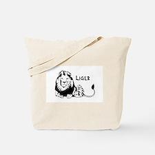 Liger Tote Bag