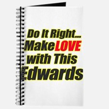 Make Love with this Edwards Journal