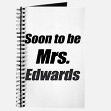 Soon to be Mrs. Edwards Journal