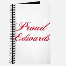 Proud Edwards Journal